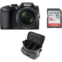 NIKON COOLPIX B500 Bridge Camera & Accessories Bundle