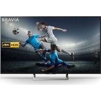49 SONY BRAVIA KD49XE8396 Smart 4K Ultra HD HDR LED TV