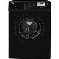 BEKO WTG641M1B 6 kg 1400 Spin Washing Machine - Black, Black