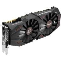 Asus Geforce Gtx 1070 Ti 8 Gb Cerberus Graphics Card, Red