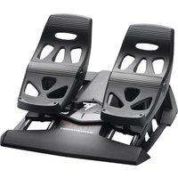THRUSTMASTER T.Flight Rudder Pedals - Black, Black