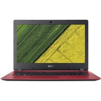 "Acer Aspire 1 A114-31 14"" Intel Celeron Laptop - 64 GB eMMC, Red, Red"