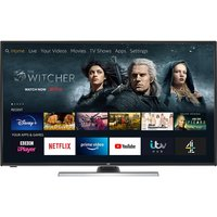 "40"" JVC LT-40CF890 Fire TV Edition  Smart 4K Ultra HD HDR LED TV with Amazon Alexa"