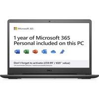 "DELL Inspiron 15 3502 15.6"" Laptop - Intel®Pentium, 128 GB SSD, Black, Black"