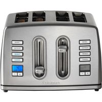 CUISINART CPT445U 4-Slice Toaster - Stainless Steel, Stainless Steel