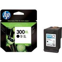 HP 300XL Black Ink Cartridge, Black
