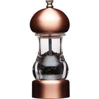 MASTER CLASS 14.5 cm Filled Capstan Pepper Mill - Copper