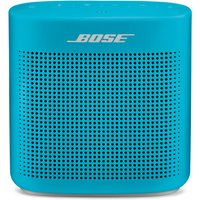 BOSE Soundlink Color II Portable Bluetooth Wireless Speaker - Aqua, Aqua