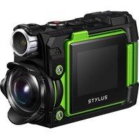 OLYMPUS TG-Tracker 4K Ultra HD Action Camera - Green, Green