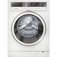 GRUNDIG GWN38430W 8 kg 1400 Spin Washing Machine - White, White