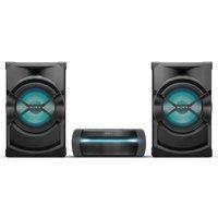 Sony Shake-x30d Wireless Megasound Hi-fi System - Black, Black