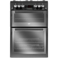 Click to view product details and reviews for Beko Pro Xdvg674mt 60 Cm Gas Cooker Anthracite Anthracite.