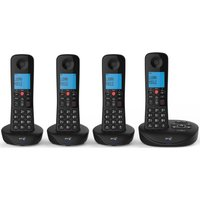 Bt Essential Cordless Phone - Quad Handsets