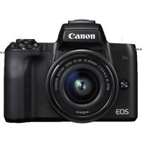 CANON EOS M50 Mirrorless Camera with EF-M 15-45 mm f/3.5-6.3 IS STM Lens