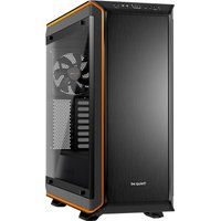 BE QUIET Dark Base Pro 900 Rev. 2 BGW14 E-ATX Full Tower PC Case - Black & Orange, Black