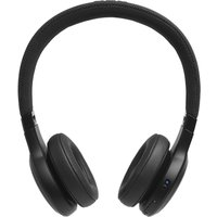 JBL LIVE 400BT Wireless Bluetooth Headphones - Black, Black.
