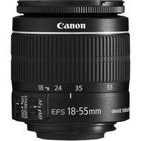 CANON EF-S 18-55 mm f/3.5-5.6 IS II USM Standard Zoom Lens