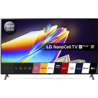 "55"" LG 55NANO956NA Smart 8K Ultra HD HDR LED TV with Google Assistant & Amazon Alexa"