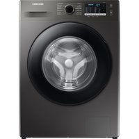 SAMSUNG ecobubble WW90TA046AX/EU 9 kg 1400 Spin Washing Machine - Graphite, Graphite.