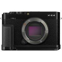 SONY X-E4 Mirrorless Camera with Accessory Kit - Black, Black