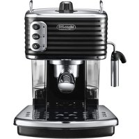 DELONGHI Scultura ECZ351BK Coffee Machine - Black, Black