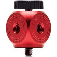 JOBY Action Hub Adapter - Red, Red