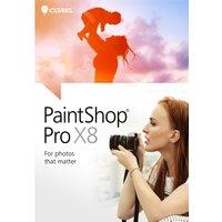 Corel Paintshop Pro X8, Black