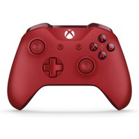 MICROSOFT Xbox One Wireless Gamepad - Red, Red