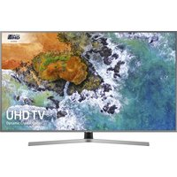 65 SAMSUNG UE65NU7470 Smart 4K Ultra HD HDR LED TV, Gold