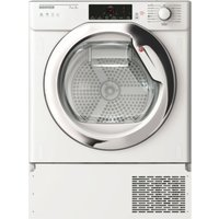 Image of HOOVER HBTDW H7A1TCE-80 Smart Integrated 7 kg Heat Pump Tumble Dryer