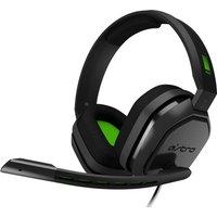 ASTRO A10 Gaming Headset - Grey & Green, Grey