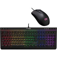 HYPERX Alloy Core™ RGB Gaming Keyboard & Pulsefire Core™ Optical Gaming Mouse Bundle