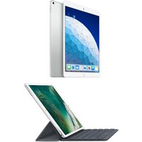 Click to view product details and reviews for 105 Ipad Air 2019 Smart Keyboard Folio Case Bundle 64 Gb Silver Silver.