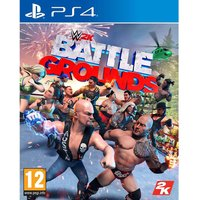 PLAYSTATION WWE 2K Battlegrounds, Stone.