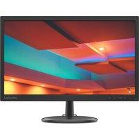 """LENOVO C22-25 21.5"""" Full HD TN LCD Monitor - Black, Black"""