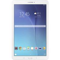 SAMSUNG Galaxy Tab E 9.6 Tablet - 8 GB, White, White