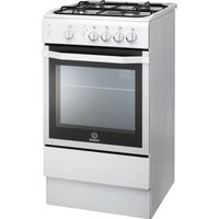 INDESIT I5GG(W) 50 cm Gas Cooker - White, White