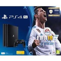SONY PlayStation 4 Pro & FIFA 18