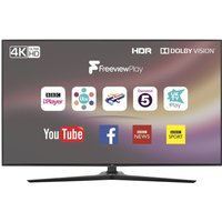 49 JVC LT-49C888 Smart 4K Ultra HD HDR LED TV, Gold