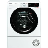 Image of HOOVER Dynamic Next DX HY10A2TKE Smart 10 kg Heat Pump Tumble Dryer - White with Tinted Door, White