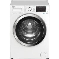 Beko AquaTech WX104044E0W Bluetooth 10 kg 1400 Spin Washing Machine - White, White