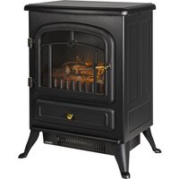 RUSSELL HOBBS RHEFSTV1002B Electric Fire Stove   Black  Black