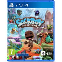 PLAYSTATION Sackboy: A Big Adventure