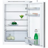 NEFF KI1212F30G Integrated Fridge - White, White