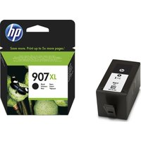 HP 907 XL Black Ink Cartridge, Black