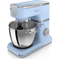 SWAN Retro SP21010BLN Stand Mixer - Blue, Blue