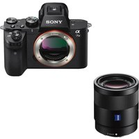 SONY a7 II Mirrorless Camera & Sonnar Standard Prime Lens Bundle