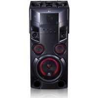 Lg Loudr Om5560 Wireless Megasound Hi-fi System - Black, Black