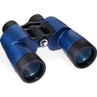 PRAKTICA Marine Charter MHMC750BL 7 x 50 mm Binoculars - Blue, Blue
