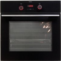 AMICA 1143.3TSB Electric Oven - Black, Black